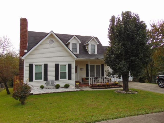 1003 Raintree Drive, Richmond, KY 40475 (MLS #1823707) :: Nick Ratliff Realty Team