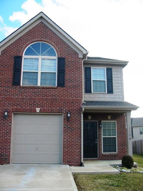 317 Hannah Todd Place, Lexington, KY 40509 (MLS #1824910) :: The Lane Team