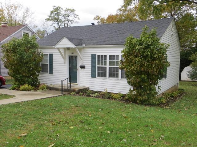 146 Locust Avenue, Frankfort, KY 40601 (MLS #1825007) :: Nick Ratliff Realty Team