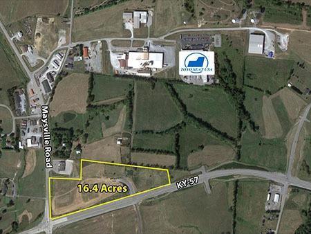 1460 Maysville Road, Flemingsburg, KY 41041 (MLS #1825772) :: Gentry-Jackson & Associates