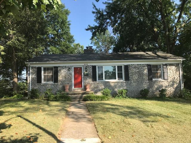 242 E Vista, Lexington, KY 40503 (MLS #1901458) :: Sarahsold Inc.