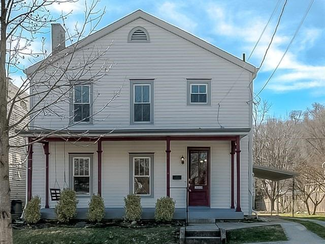 309 W Fourth Street, Frankfort, KY 40601 (MLS #1903095) :: Sarahsold Inc.