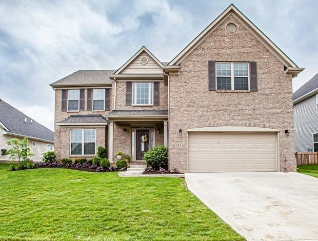 214 Rhodes Lane, Georgetown, KY 40324 (MLS #1913154) :: Nick Ratliff Realty Team