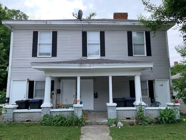 314 Conway Street 1-4, Frankfort, KY 40601 (MLS #1914191) :: Nick Ratliff Realty Team
