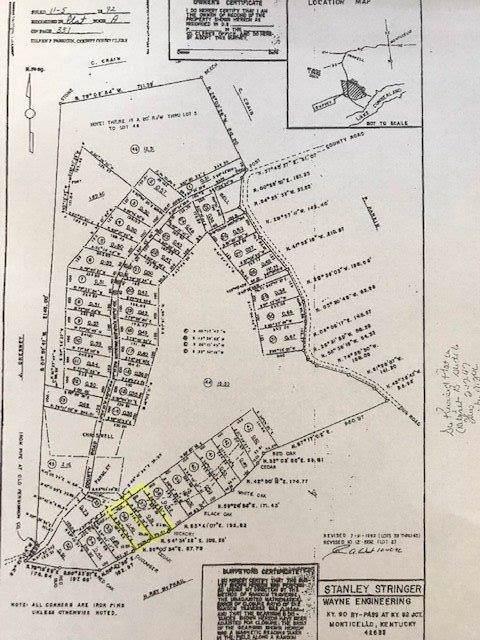 1 Cart Bell Ridge Rd, Monticello, KY 42633 (MLS #1925645) :: Nick Ratliff Realty Team