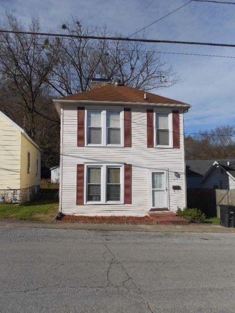 614 Woodland Avenue, Frankfort, KY 40601 (MLS #1926388) :: Nick Ratliff Realty Team