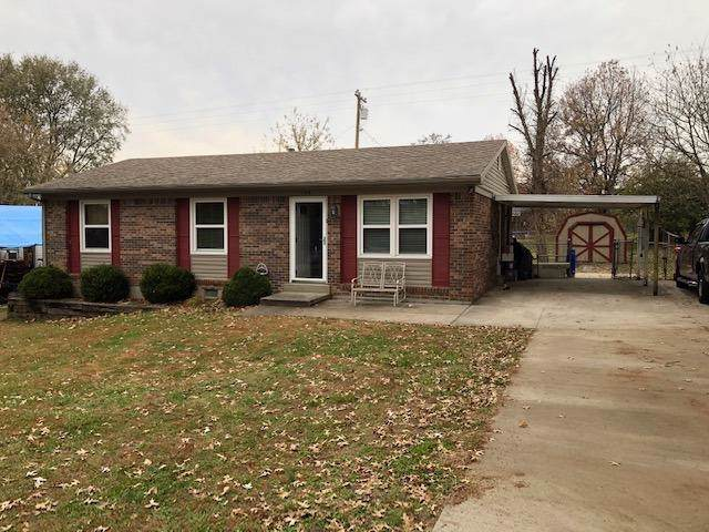 124 Cherrywood Drive, Frankfort, KY 40601 (MLS #1926644) :: Nick Ratliff Realty Team