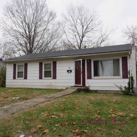 126 Second Street, Cynthiana, KY 41031 (MLS #1927550) :: Nick Ratliff Realty Team