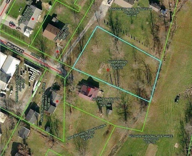 3 Bellview Street, Junction City, KY 40440 (MLS #20002807) :: Nick Ratliff Realty Team