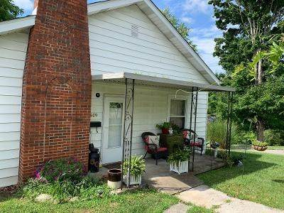 609 W 2nd Street, Corbin, KY 40701 (MLS #20014565) :: Nick Ratliff Realty Team
