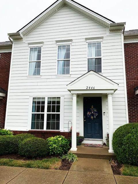 2446 Ogden Way, Lexington, KY 40509 (MLS #20015618) :: Nick Ratliff Realty Team