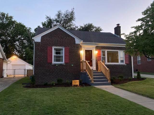 522 Lone Oak, Lexington, KY 40503 (MLS #20017187) :: Robin Jones Group