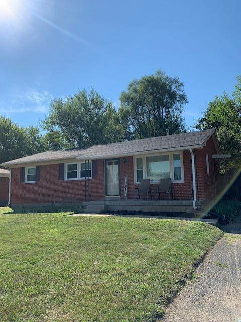 1887 Marlboro, Lexington, KY 40505 (MLS #20017285) :: Robin Jones Group