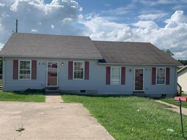 127 Madison Springs, Mt Sterling, KY 40353 (MLS #20018260) :: The Lane Team