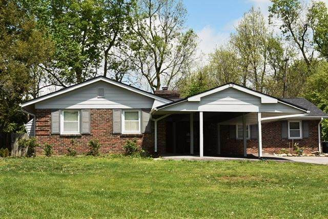573 Dover Road, Lexington, KY 40505 (MLS #20020189) :: Better Homes and Garden Cypress