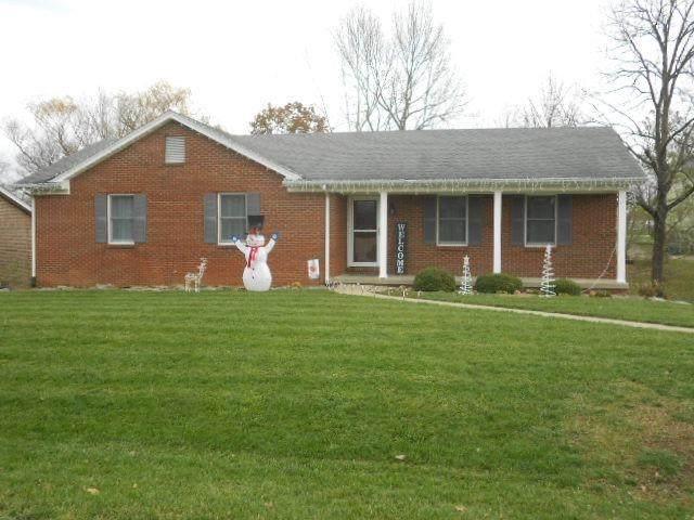 1007 Twelve Oaks Drive, Lawrenceburg, KY 40342 (MLS #20024849) :: Nick Ratliff Realty Team