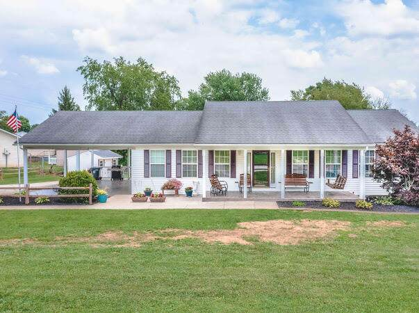 562 Gilbert Drive, Richmond, KY 40475 (MLS #20112581) :: Better Homes and Garden Cypress
