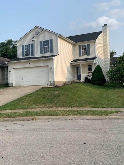 310 Elkhorn Green Place, Georgetown, KY 40324 (MLS #20115236) :: The Lane Team