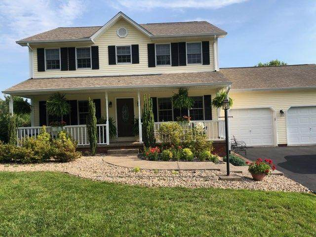 121 Green Meadow Drive, London, KY 40744 (MLS #20119712) :: Better Homes and Garden Cypress