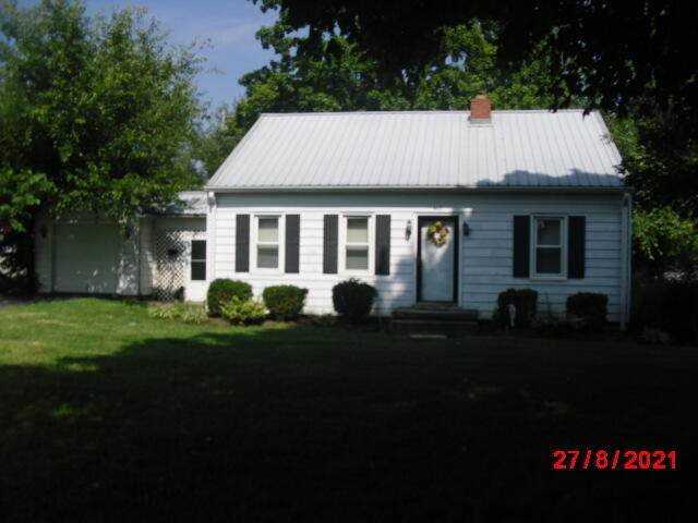 412 Village Drive, Lawrenceburg, KY 40342 (MLS #20120509) :: Nick Ratliff Realty Team