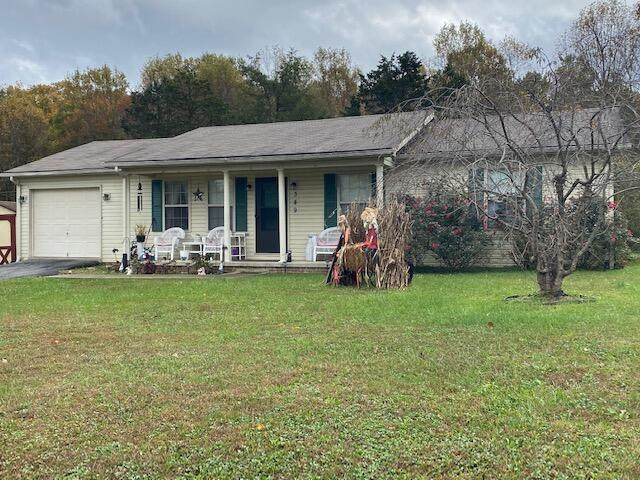 349 Forest Trail Drive, Berea, KY 40403 (MLS #20123158) :: Nick Ratliff Realty Team