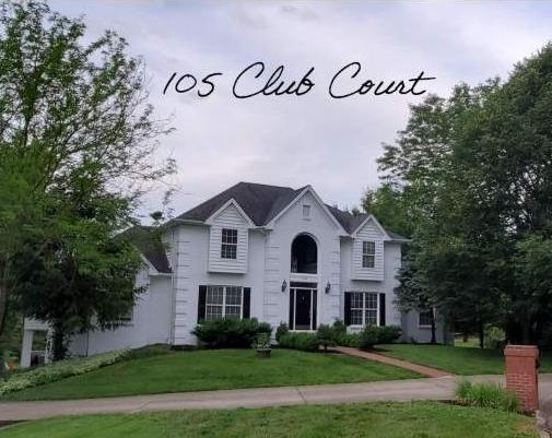 105 Club Court, Nicholasville, KY 40356 (MLS #1912029) :: Nick Ratliff Realty Team