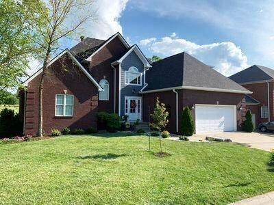 105 Mary Todd Drive, Frankfort, KY 40601 (MLS #20113076) :: Nick Ratliff Realty Team