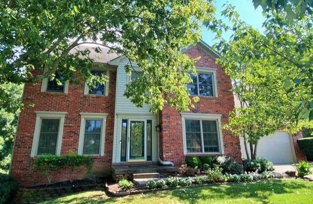 525 Brookwater Lane, Lexington, KY 40515 (MLS #20114820) :: Better Homes and Garden Cypress