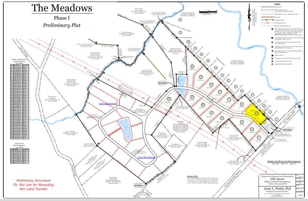 Lot #4 The Meadows - Photo 1