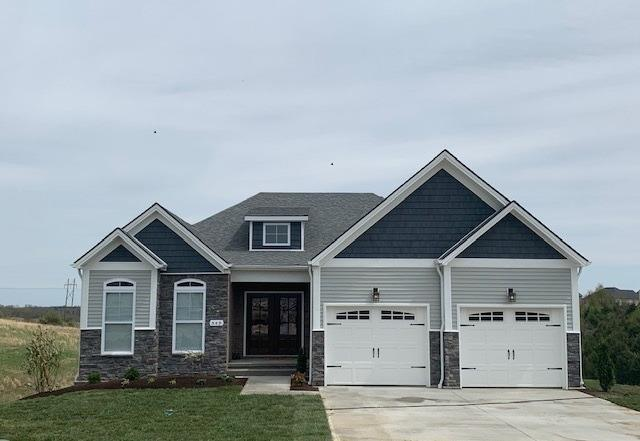 549 Ryan Drive, Richmond, KY 40475 (MLS #1823851) :: The Lane Team