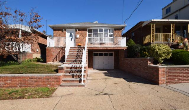 183 West 25Th St, Bayonne, NJ 07002 (MLS #170007468) :: The Trompeter Group