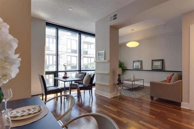 159 2ND ST #305, Jc, Downtown, NJ 07302 (MLS #170010805) :: The Trompeter Group