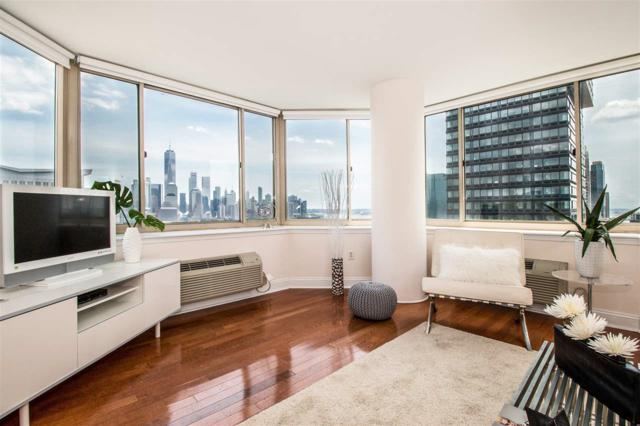65 2ND ST #2609, Jc, Downtown, NJ 07302 (MLS #170011211) :: The Trompeter Group