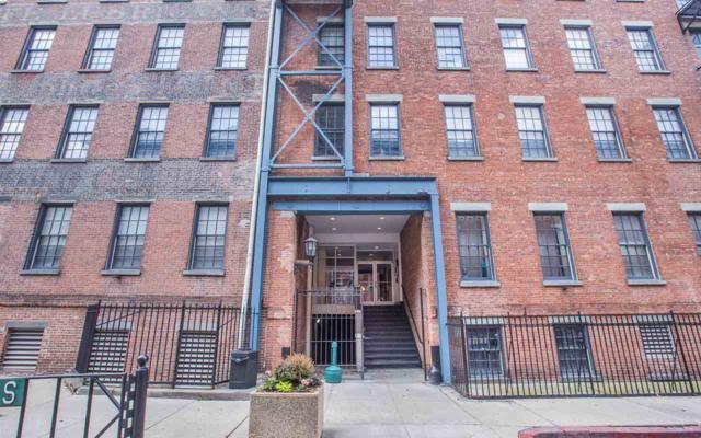 187 Wayne St 113C, Jc, Downtown, NJ 07302 (MLS #170011615) :: The Trompeter Group