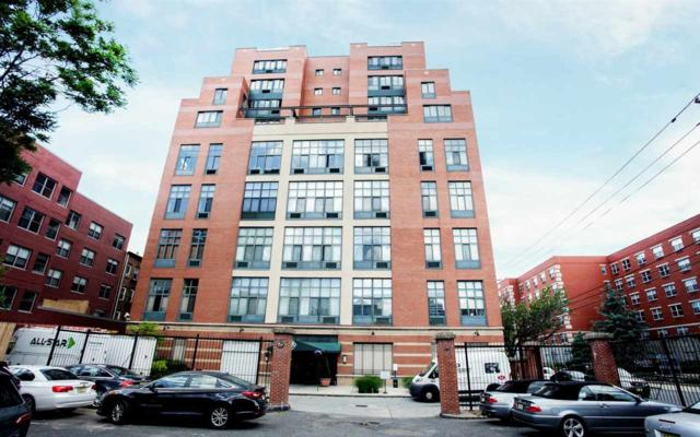 205 10TH ST 2G, Jc, Downtown, NJ 07302 (MLS #170012342) :: The Trompeter Group