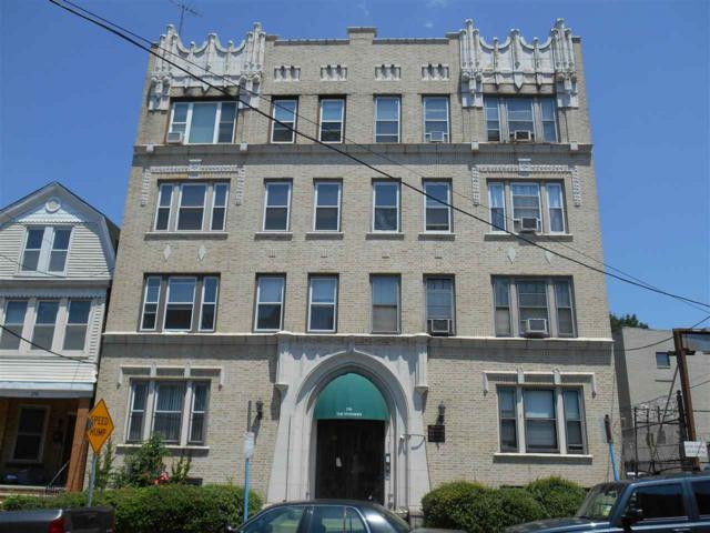 206 Jewett Ave #22, Jc, Journal Square, NJ 07304 (MLS #170012597) :: The Trompeter Group