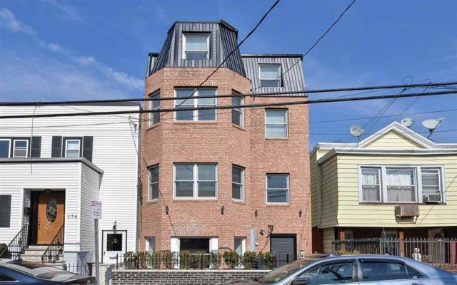 172 South St #3, Jc, Heights, NJ 07307 (MLS #170012680) :: The DeVoe Group