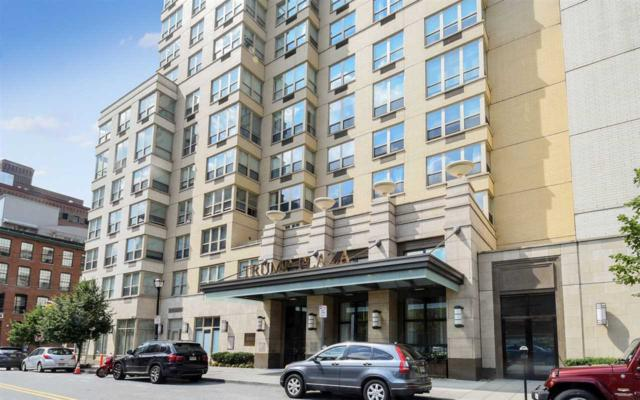 88 Morgan St #4805, Jc, Downtown, NJ 07302 (MLS #170012730) :: The DeVoe Group