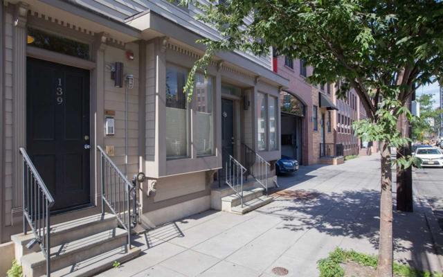 139 Morris St #1, Jc, Downtown, NJ 07302 (MLS #170012731) :: The DeVoe Group