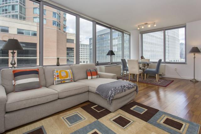 25 Hudson St #601, Jc, Downtown, NJ 07302 (MLS #170015731) :: The Trompeter Group