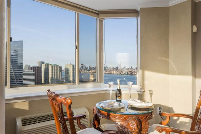 65 2ND ST #2602, Jc, Downtown, NJ 07302 (MLS #170015774) :: The Trompeter Group
