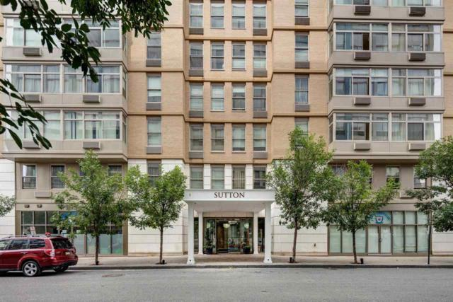 10 Regent St #312, Jc, Downtown, NJ 07302 (MLS #170015841) :: The Trompeter Group