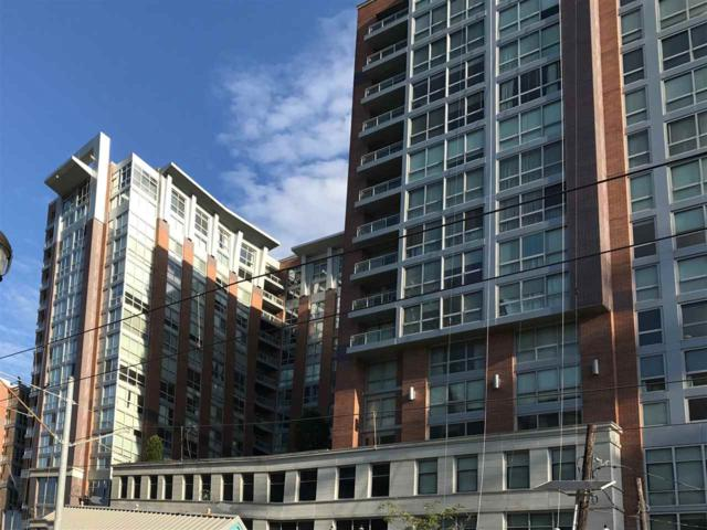 201 Luis M Marin Blvd #1504, Jc, Downtown, NJ 07302 (MLS #170015880) :: The Trompeter Group