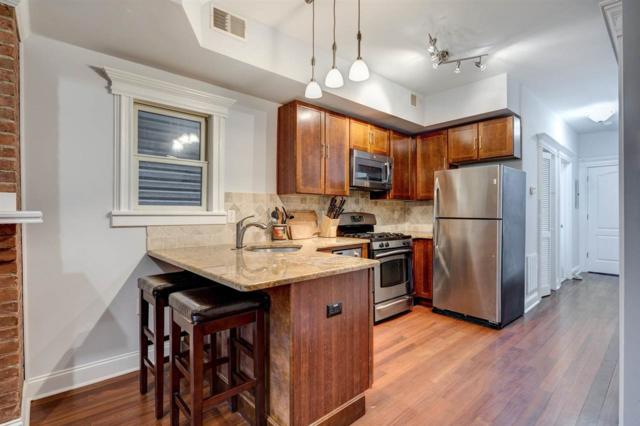 380 7TH ST 4 (#2B), Jc, Downtown, NJ 07302 (MLS #170016332) :: The Trompeter Group