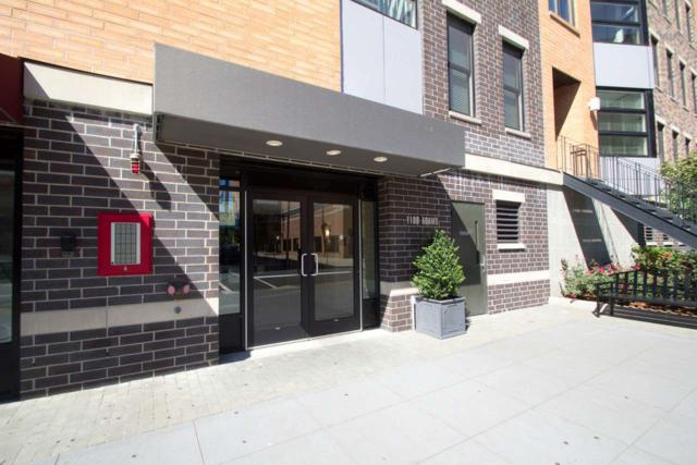 1100 Adams St #314, Hoboken, NJ 07030 (MLS #170016343) :: The DeVoe Group