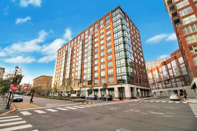 1100 Maxwell Lane #801, Hoboken, NJ 07030 (MLS #170016367) :: The DeVoe Group