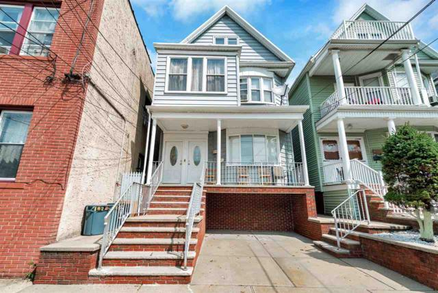 147 West 24Th St, Bayonne, NJ 07002 (MLS #170016400) :: The Trompeter Group