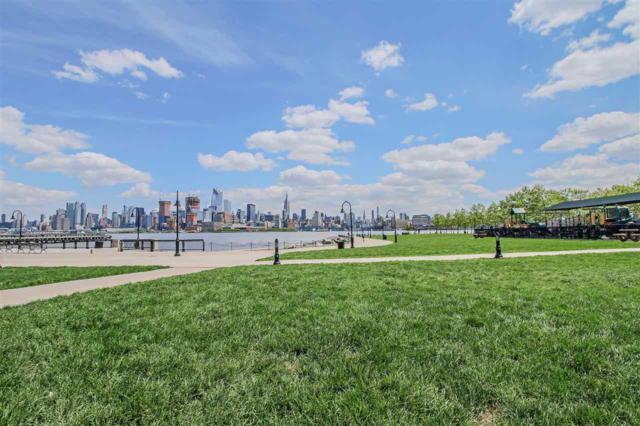 1100 Maxwell Lane #309, Hoboken, NJ 07030 (MLS #170016430) :: The Trompeter Group