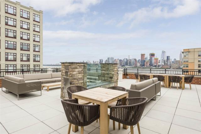 1400 Hudson St #507, Hoboken, NJ 07030 (MLS #170016468) :: The Trompeter Group