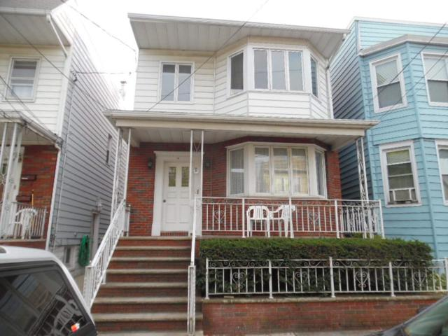 36 East 15Th St, Bayonne, NJ 07002 (MLS #170016481) :: The Trompeter Group